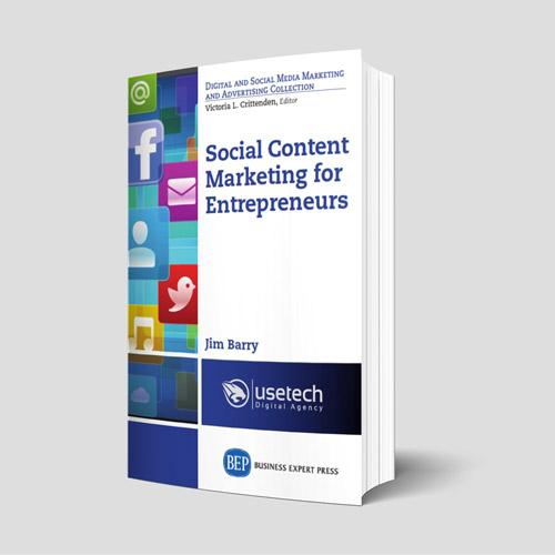 کتاب بازاریابی محتوایی شبکههای اجتماعی برای کارآفرینان