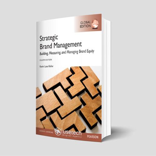 کتاب مدیریت استراتژیک برند